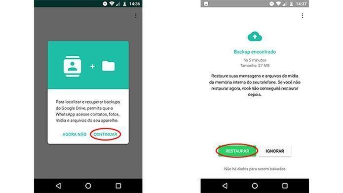 Três jeitos de recuperar fotos apagadas do WhatsApp